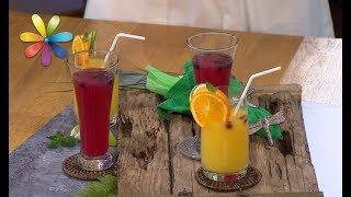 Освежающие коктейли спасут от жары – Все буде добре. Выпуск 1049 от 10.07.17