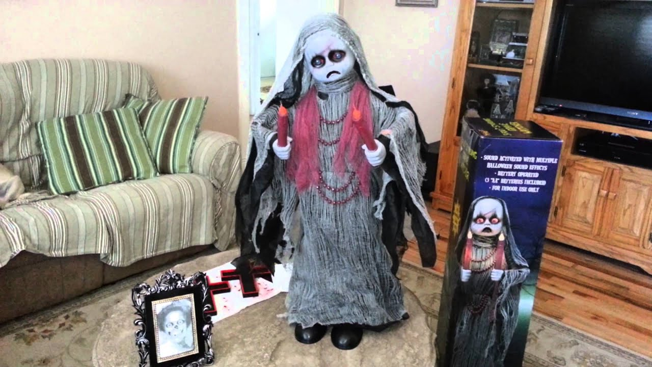 grave watcher from spirit halloween youtube - Halloween Spirit Store San Antonio Tx