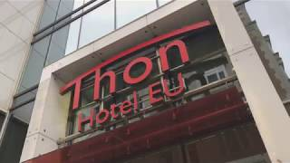 Hotel Review: Thon Hotel EU in Brussels