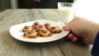 Peanut Butter Turtles
