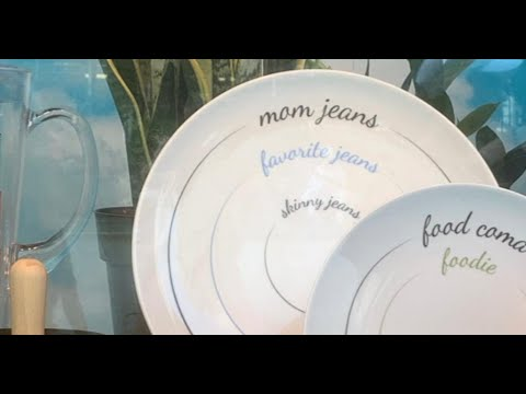 Morris Knight - Macy's Pulls Controversial Mom Jeans Portion Design Plates