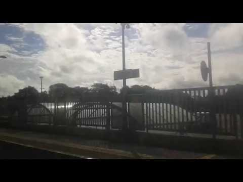 Travelling by train from Cork to Midleton
