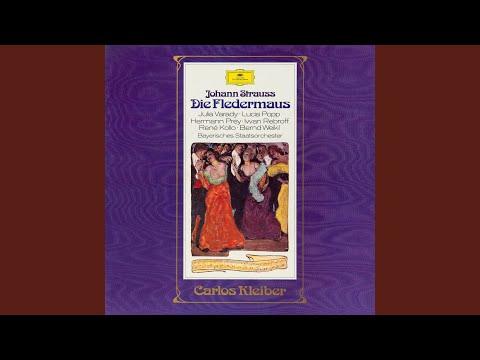 J. Strauss II: Die Fledermaus / Act 1 - Nr.1a (Duettino) :