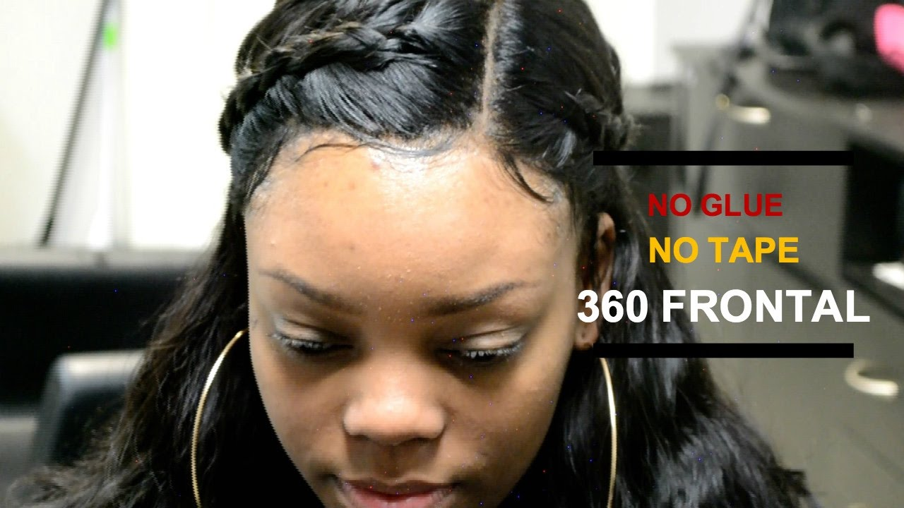 360 Lace Frontal Sew In Aliexpress Luvin Hair Review