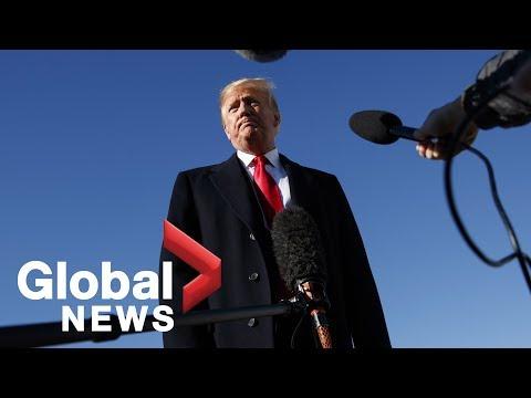 Trump says 'it certainly looks' like Jamal Khashoggi is dead, threatens action