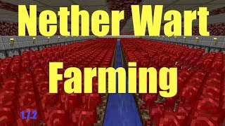 How to Grow Nether Wart - Farming | Minecraft 1.7.x