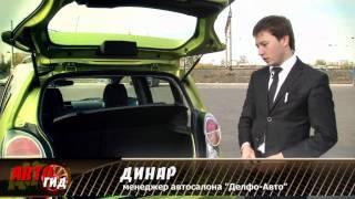 новый Chevrolet Spark тест-драйв
