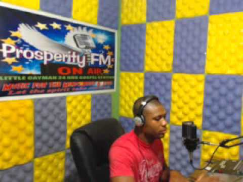 ''PRAISE WITHOUT LIMIT'' 2,02, 2014 ON PROSPERITY FM IN CAYMAN WITH DJ ROBERT