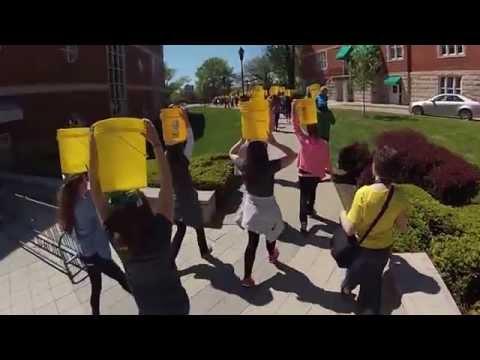NURU Water Walk at Marshall University - (Full Walk) 4-26-15