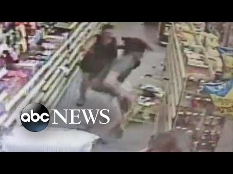 Kidnap Attempt In Broad Daylight Caught On Tape