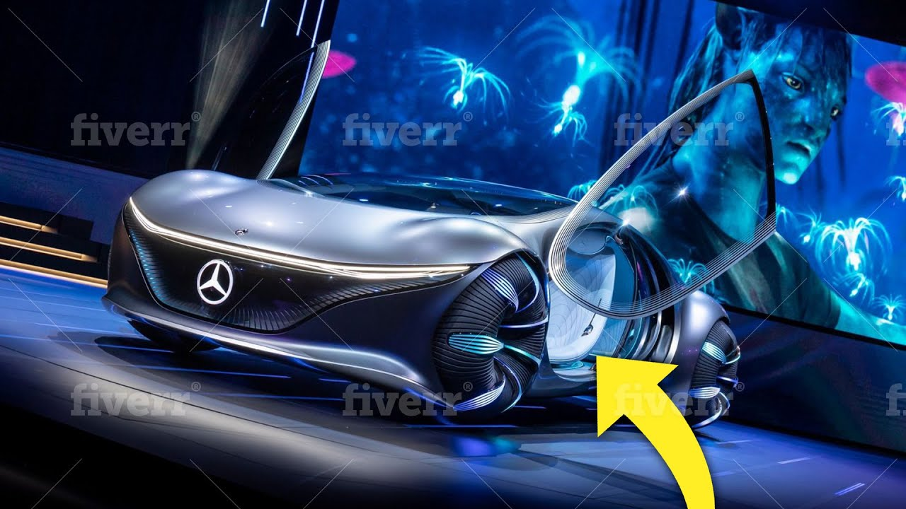 Most MIND BLOWING Future Concept Cars for 2020