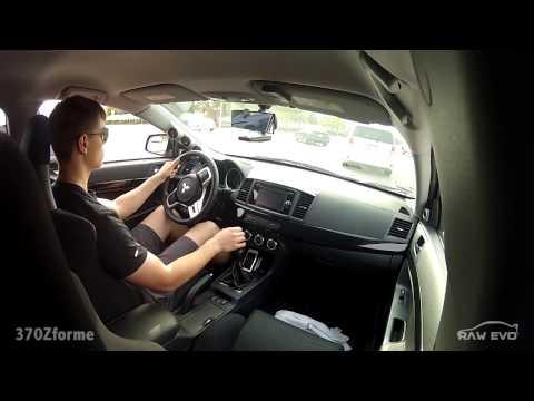 EVO X Cruise RAW - 2014 Mitsubishi Lancer Evolution X