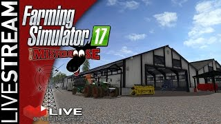 Farming Simulator 17 | Multiplayer Farming on Cherry Hills Map | Got Milk?