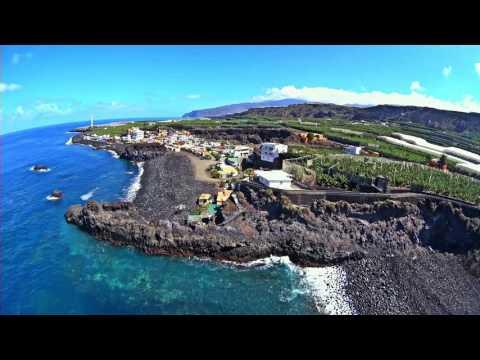 VSC - Costa oeste de La Palma, del Remo a La Bombilla - HD