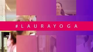 Yoga with Laura (山田ローラとゆるいヨガ!)Lesson 1