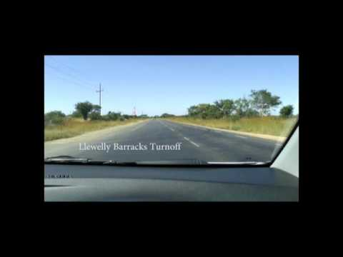 Bulawayo   Nkomo Airport and Roads