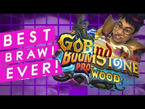 This Brawl is Like a Whole New Game! | Rastakhan's Rumble | Hearthstone