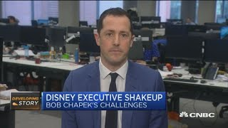 The timing of Disney and Bob Iger's announcement was curious: Financial Times editor