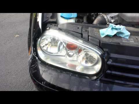 DIY headlight restoration part 1