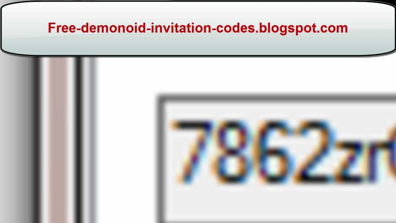 demonoid invitation code generator