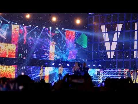 180707 iKON MAMAMOO Red Velvet SEVENTEEN VIXX - ending @ SBS SUPER CONCERT IN TAIPEI