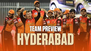 IPL 2021 Team Preview: Sunrisers Hyderabad