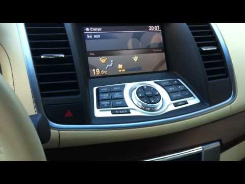 Подключение iPod/iPhone/iPad к Nissan Teana. Часть 2.MOV