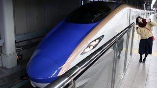 元日乗り放題切符でJR西日本エリアを横断の旅 thumbnail