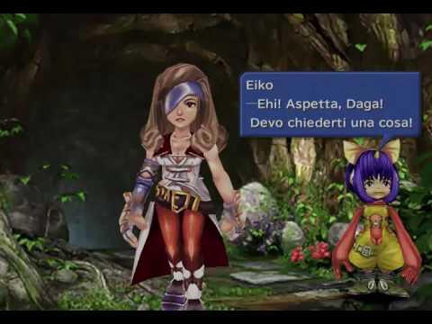 Final Fantasy Ix Extra A Spasso Nel Tempio Con Beatrix Youtube