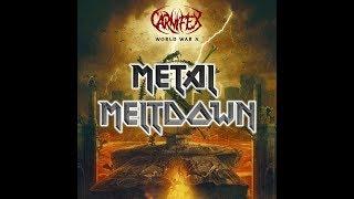 Metal Meltdown - World War X by Carnifex THEIR MOST AMBITIOUS ALBUM YET ALBUM REVIEW