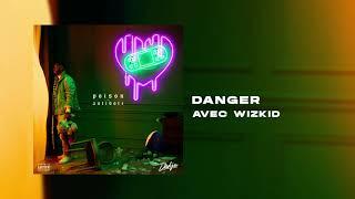 DADJU - Danger avec WIZKID Audio Officiel