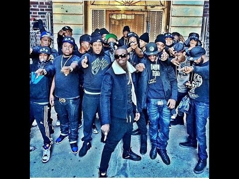 Alleged Jail Photos of Bobby Shmurda's GS9 crew Leaks on the Internet.