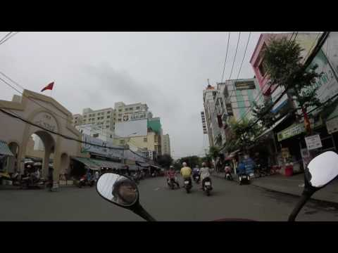 HCMC, Vietnam Drive in District 7