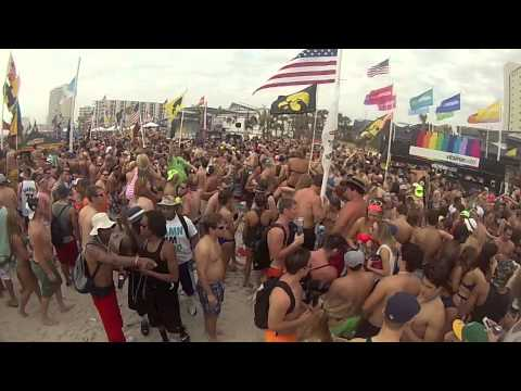 GoPro: Spring Break Panama City Beach 2013