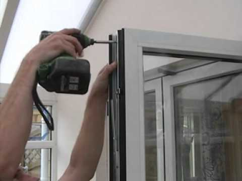 How To Adjust Your Pvc Door Lock To Stop Draughts Doovi