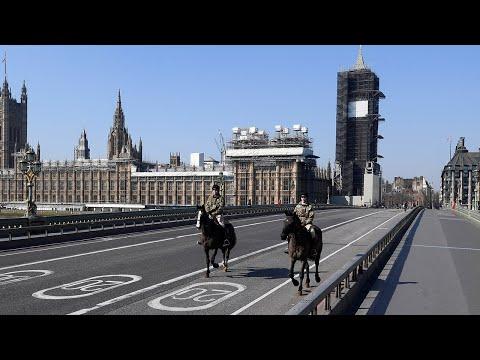 UK lockdown: Tourist