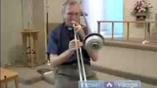 How to Play the Trombone : How to Mute the Trombone