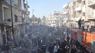 أخبار عربية:المعارضة بدرعا: مناطقنا منكوبة بالكامل