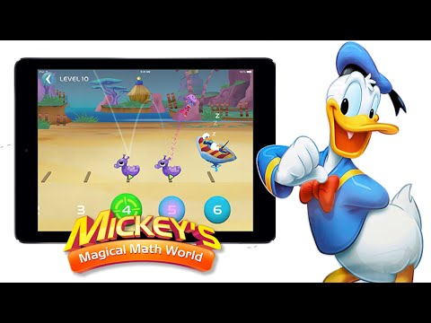 Mickey's Magical Maths World: Donald´s Addition & Subtractio