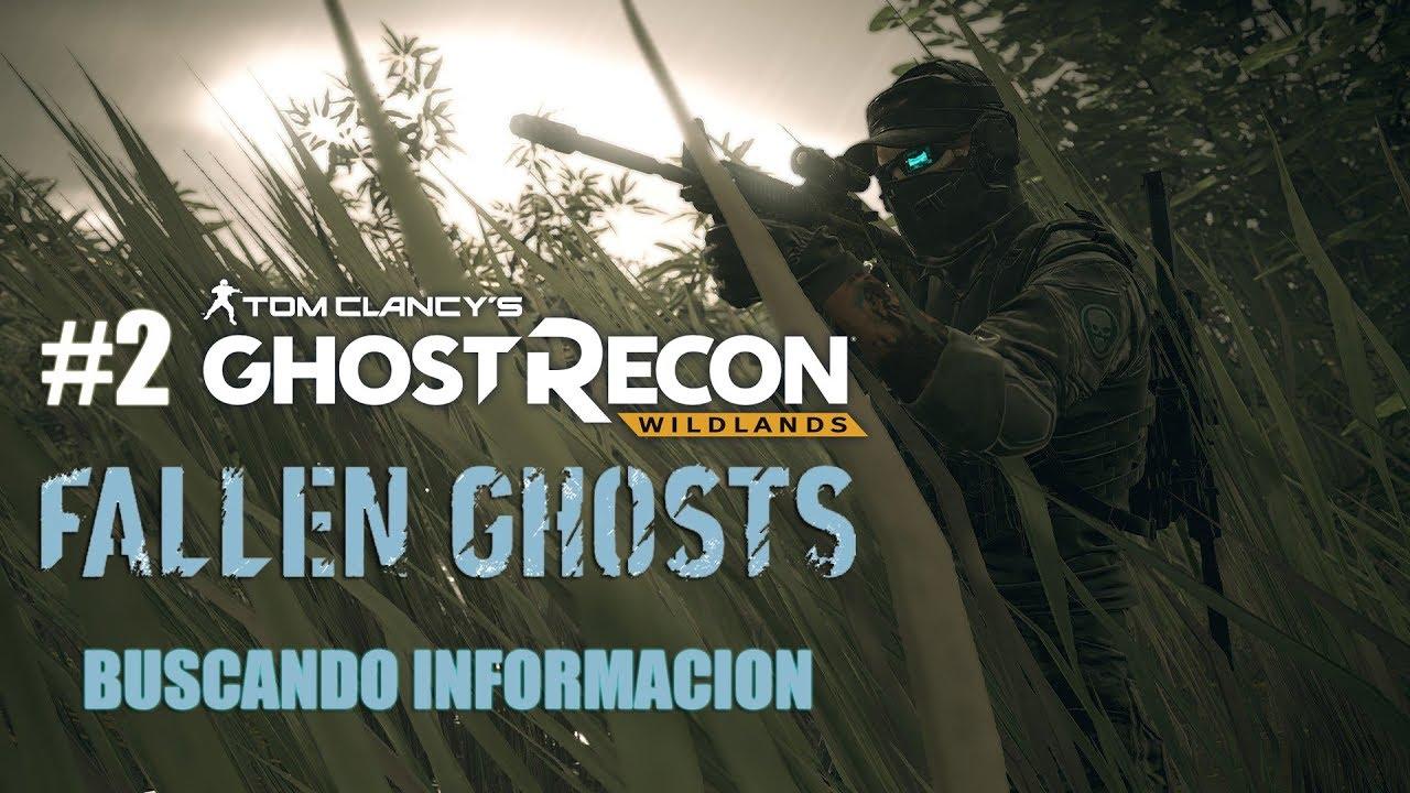 Ghost Recon Fallen Ghost #2 - Buscando Información - Coop Extremo