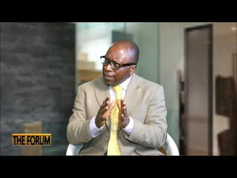 The Forum on Canal 2 English with Churchill Nanje