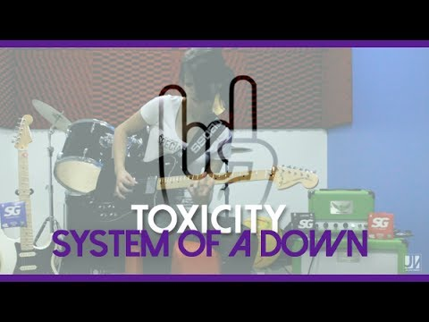 Juliana Vieira: Toxicity - System of a down (cover)