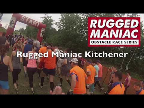 Rugged Maniac Kitchener 2018