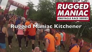 Rugged Maniac Kitchener 2018
