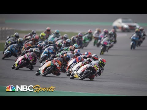 Grand Prix of Qatar | Moto2 EXTENDED HIGHLIGHTS | Motorsports on NBC