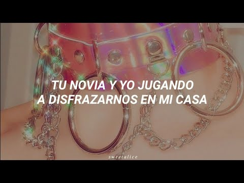 Slumber Party; Ashnikko ft. Princess Nokia (Traducido al español)