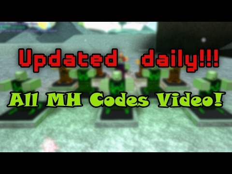 [UPDATED DAILY] Miner's Haven - All Codes Video!