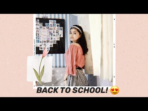 Back to School Outfit Ideas 2019 || Nikka Yapo 8