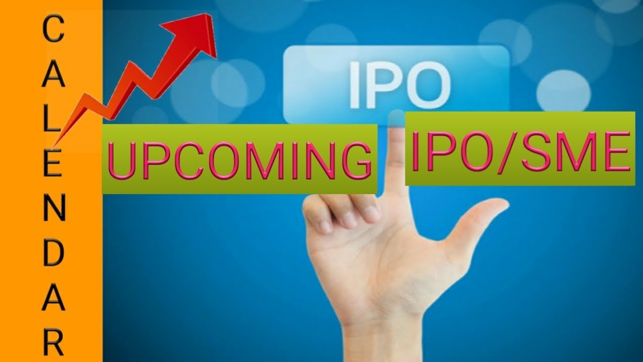 ipo calendar up coming ipo ipo calender 2017 2018 youtube