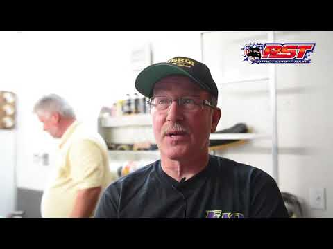 7 23 16 Woodhull Raceway George Suprick Post Race Interview